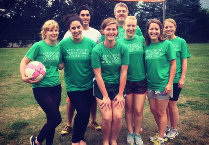 ASID Emerging Professionals Volleyball