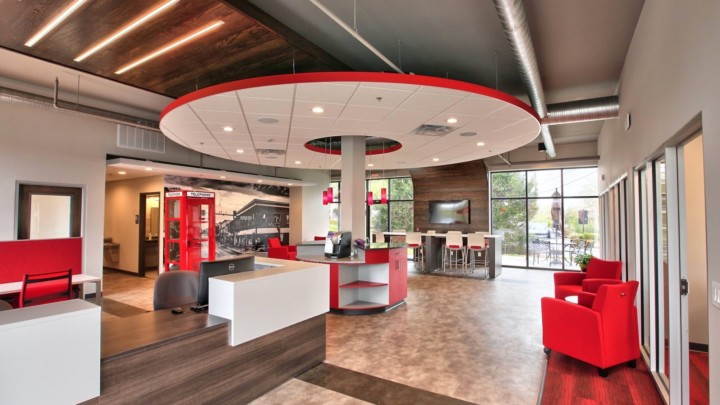 Workplace Focus: Teresa Ko, ASID, CID, LEED AP