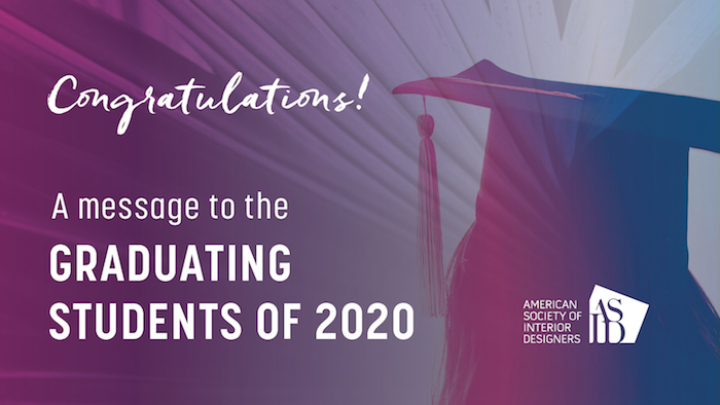 ASID Presents 2020 Graduation Address